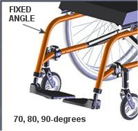 Wheelchair Front Rigging