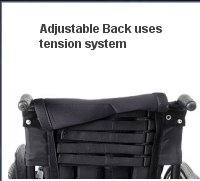 Adjustable Tension Back