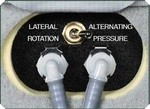 APM/Rotate Toggle switch