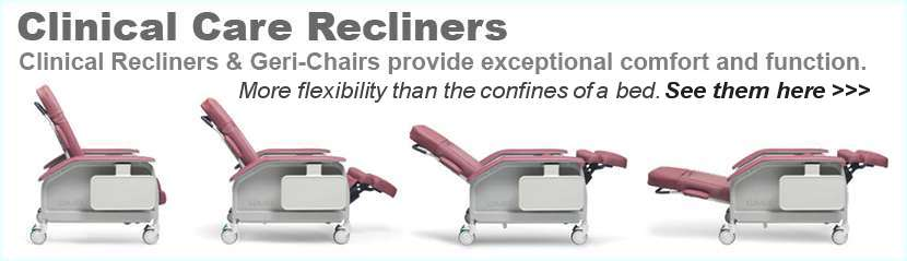 Shop for Geri-Chairs and Clinical Recliners