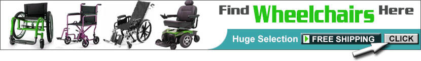 Buy Wheelchairs at PHC