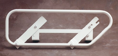 Flex-a-Bed Rail Diagram
