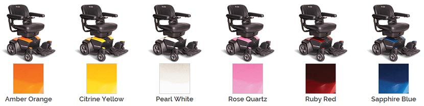 Go-Chair Colors