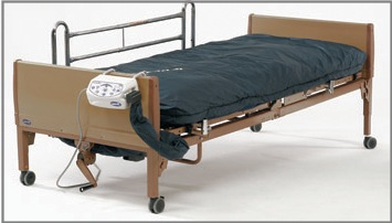 ma55 on hospital bed - Hospital Bed Mattress