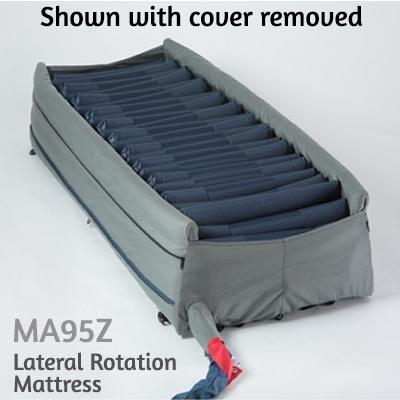 Invacare Microair Ma95z Lateral Rotation Mattress