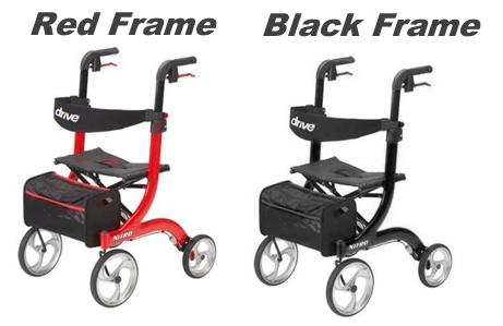 Nitro Rollator Colors