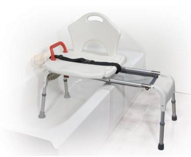 Sliding Transfer Bench Drive Rtl12075 Folding