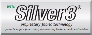 Silver3 Fabric Technology