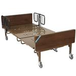 Drive Medical Heavy-Duty Hospital Bed
