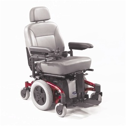 Invacare Tdx Sr Power Wheelchair Captains Seat