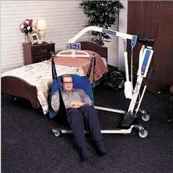 Invacare Full Body Sling Hammock Sling For Patient Lifts