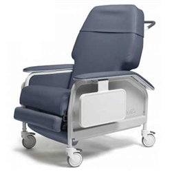 Extra Wide Clinical Care Recliner Lumex Fr587w Large
