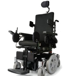 Quickie Pulse 6 Power Wheelchair With Cg Tilt Center Of