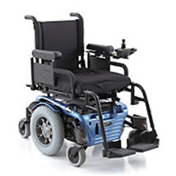 Quickie Rhythm Power Wheelchair Quickie Sunrise