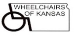 Wheelchairs of Kansas Bariatric Bed with 1000-lb capacity