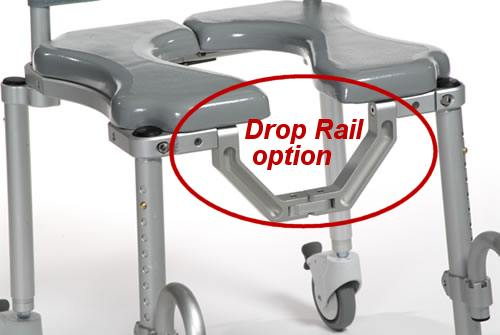 Drop Rail Option