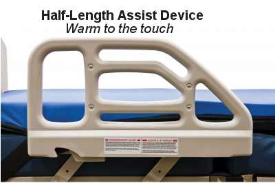 Assist Device Rail
