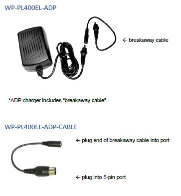 Charger and Cables