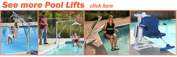 Aqua Creek Pool Lifts