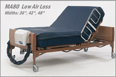 Invacare MA80 Low Air Loss Mattress