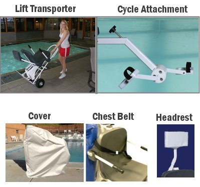 Pool Lift Accessories