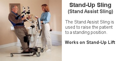 Stand Assist Sling Use