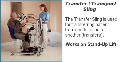 Using the Transport Sling