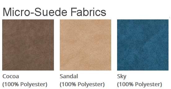 Micro Suede Fabrics