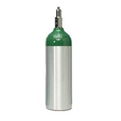 Oxygen D Cylinder Aluminum D Cylinder W Cga 870 Valve
