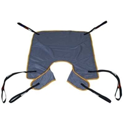 Mesh Hoyer Sling Professional 6 Point Quick Fit Deluxe