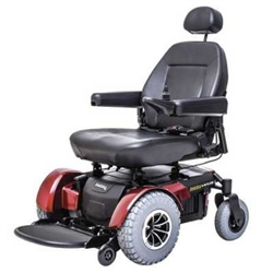 Pride Jazzy 1450 Front Wheel Drive Bariatric Power Chair