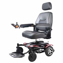 Merits P320 Power Wheelchair Portable Power Chair