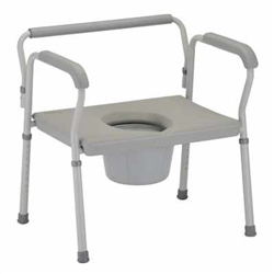 Invacare Rolling Commode