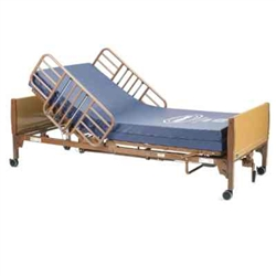 Hospital Bed Commode