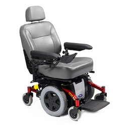 Invacare Tdx Si 2 Power Wheelchair Invacare Electric
